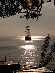 Don't sail away by IngridReigstad