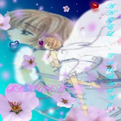 Sakura by Angel-TSUBASA2
