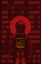 2001 a space odyssey by disturbet