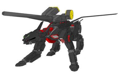 TMF-A-802SW BuCUE Sniper Hound by StrikeRougeMk2