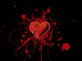 Bleeding heart Black by pkmn
