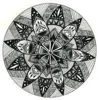 Mandala 5 by SoDipole