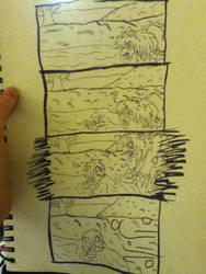 Infested comic preview by Falljoydelux