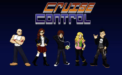 Cruise Control by Waroh