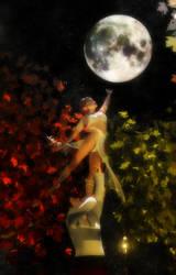 La Danza De La Luna Redux by roadkillarteest
