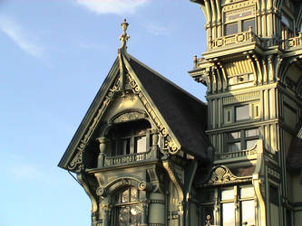 'Eureka Green Victorian' by LesInvisibles