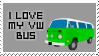 I love my VW Bus by frozenhaddockteam