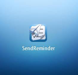 SendReminder app icon design by BlueX-Design