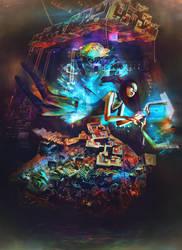 Rivers of Eon: Ellie by KatjaFaith