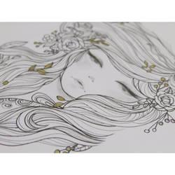 Mitsuko () by Dakiedoodles