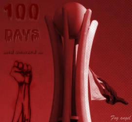 100 days and onward by Fog-angel
