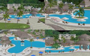 DOAX2 Pool by Irokichigai01
