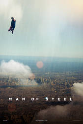 Man Of Steel V3 by SteSmith
