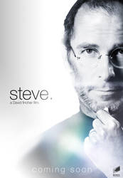 Steve Film Poster (Christian Bale) by SteSmith
