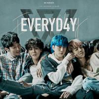 WINNER EVERYDAY / EVERYD4Y album cover by LEAlbum