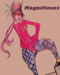 Magnificent by ManchinesAndMonsters
