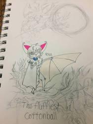 Nova Ghostwing by DamzelKnight