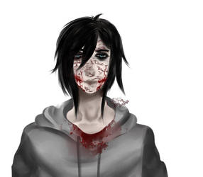 Jeff The Killer by HomicidalLewis