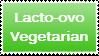 Veggie Stamp Series #3: Lacto-Ovo Vegetarian by H1EROGLYPH