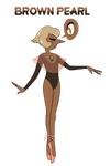 - Brown Pearl - by PencilTree