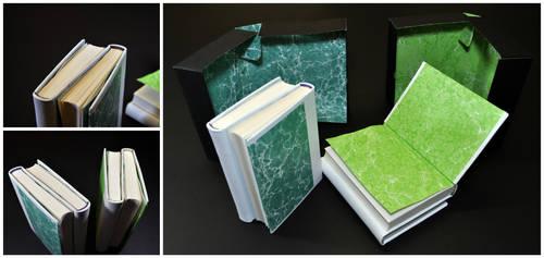 Doublebook by Jonzou
