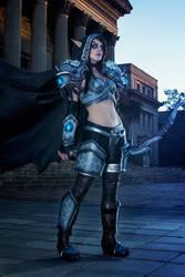 Sylvanas - Heroes of the Storm by Kinpatsu-Cosplay
