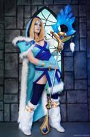 Crystal Maiden - Dota 2 by Kinpatsu-Cosplay