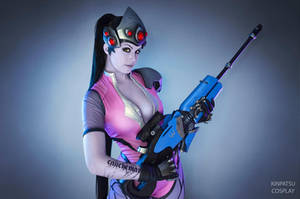 Widowmaker - Overwatch by Kinpatsu-Cosplay