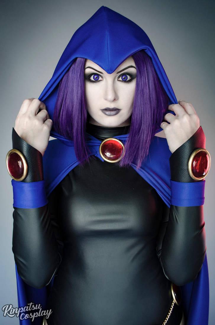 Raven - Teen Titans By Kinpatsu-Cosplay On Deviantart-9689