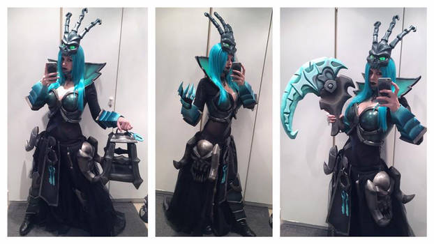 Thresh - League of Legends by Kinpatsu-Cosplay