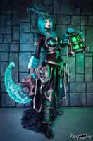 Thresh - League of Legends by Kinpatsu-Cosplay