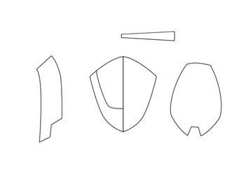 Dva headset template by Kinpatsu-Cosplay