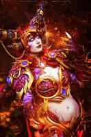 Alexstrasza - World of Warcraft by Kinpatsu-Cosplay