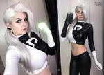 Dani Phantom - Danny Phantom by Kinpatsu-Cosplay