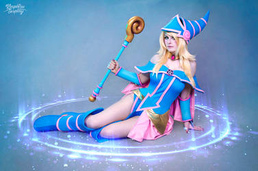Dark Magician Girl - Yu-gi-oh! by Kinpatsu-Cosplay