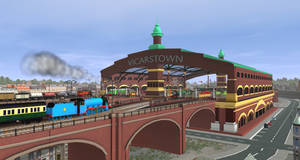 Vicarstown Railway Station by MH1994