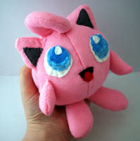 Jigglypuff for sale by Ljtigerlily