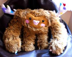 Barkleigh Monster by Ljtigerlily