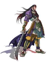 Xiahou Dun by DW3Girl