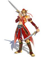 Dynasty Warriors 5 Lu Xun by DW3Girl