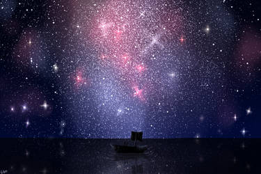 Starry Night by OriginalLp9
