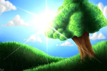 Tree by OriginalLp9