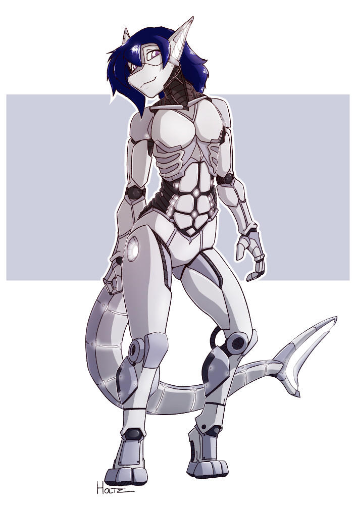[C] Cybershark! by Holtzmann
