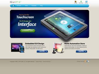 Guifx Website by SmarTramS