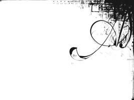 Minimalistic Grunge by wastingtape