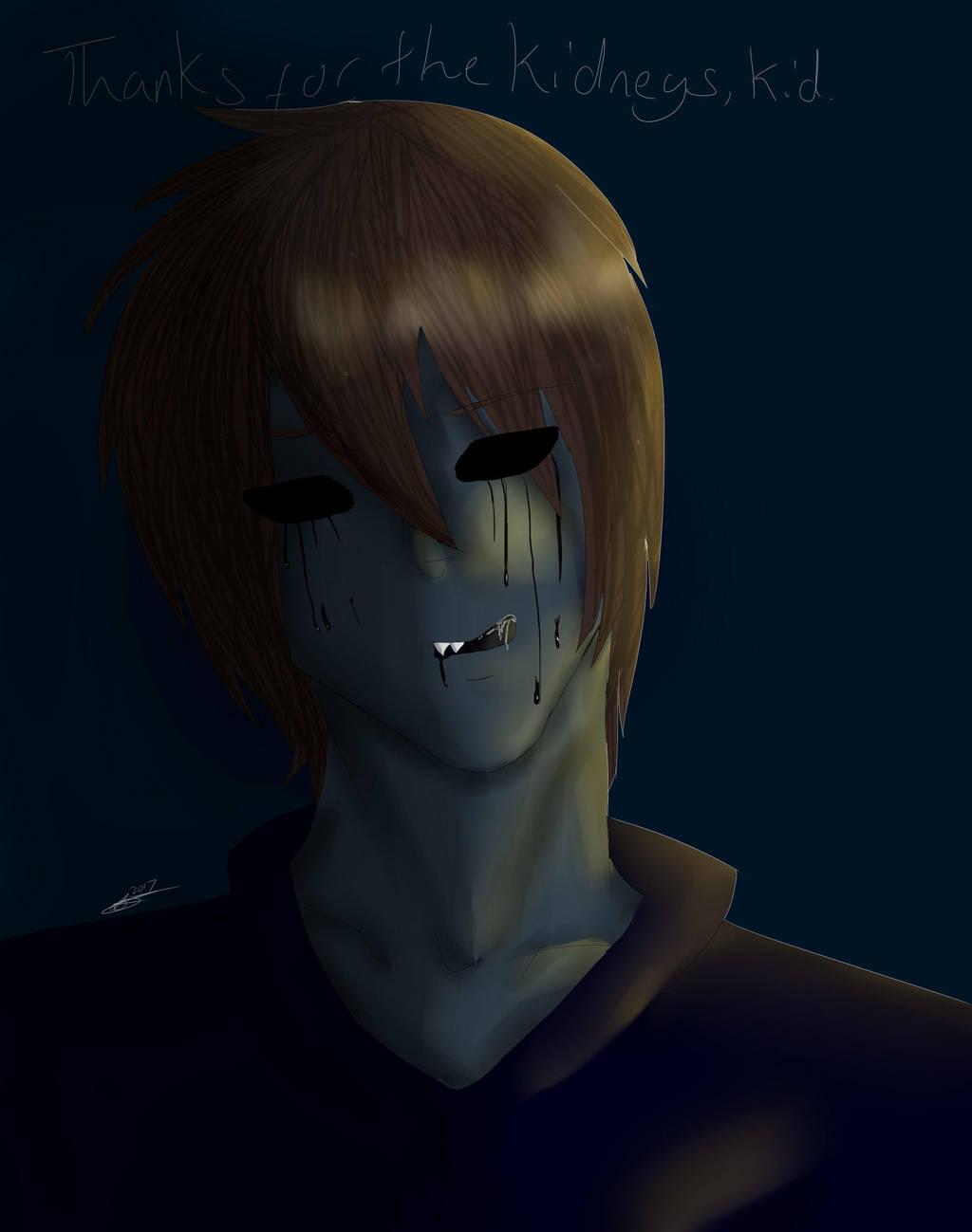 Eyeless Jack by Cyborgclips