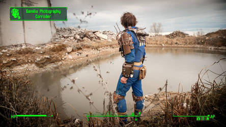 Fallout 4 cosplay by Corroder666