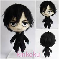 Darker Than Black - Hei by kinkaku