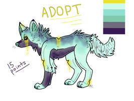 Dog Adopt 15 points Closed by softpuppies