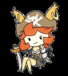 Pirate Mari by CookieBoy011